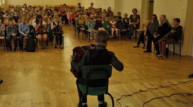 Koncert dla przedszkolaków w Pruchniku – galeria zdjęć