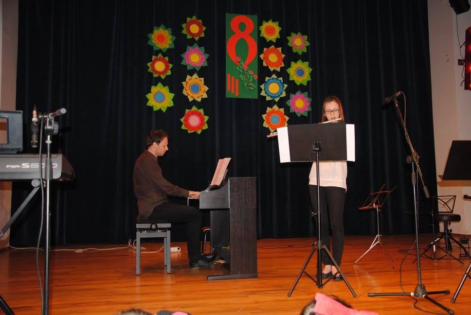 Koncert z okazji Dnia Kobiet w Sokołowie Małopolskim