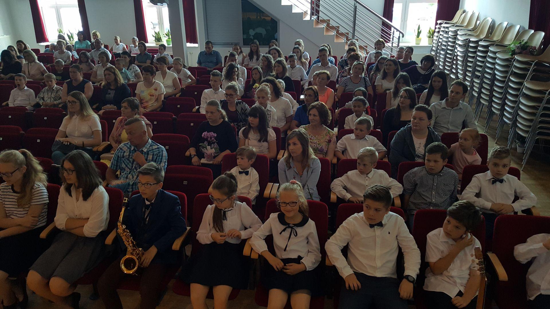Zakończenie roku szkolnego w NSM I i II st. w Sokołowie Małopolskim – fotokronika