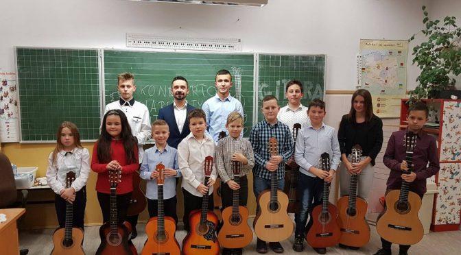 Koncertowe Warsztaty Gitarowe w Sokołowie Młp.