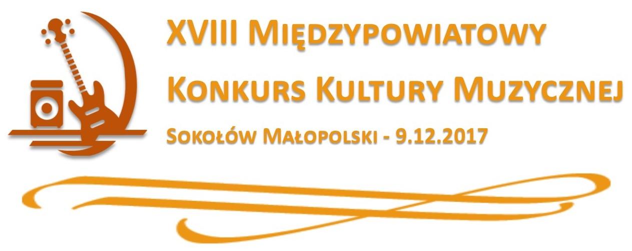 Harmonogram przesłuchań – XVIII Międzypowiatowy Konkurs Kultury Muzycznej w Sokołowie Małopolskim