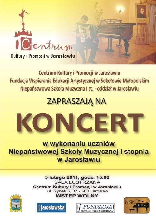 Koncert 05-02-2011