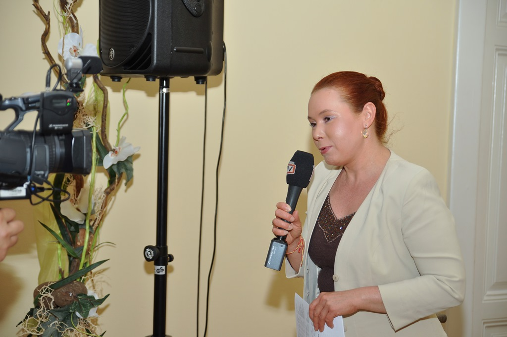 Anna Wójcikiewicz - przewodnicząca Jury