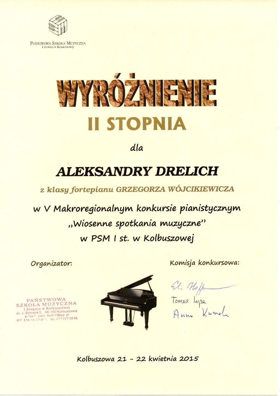 Aleksandra Drelich