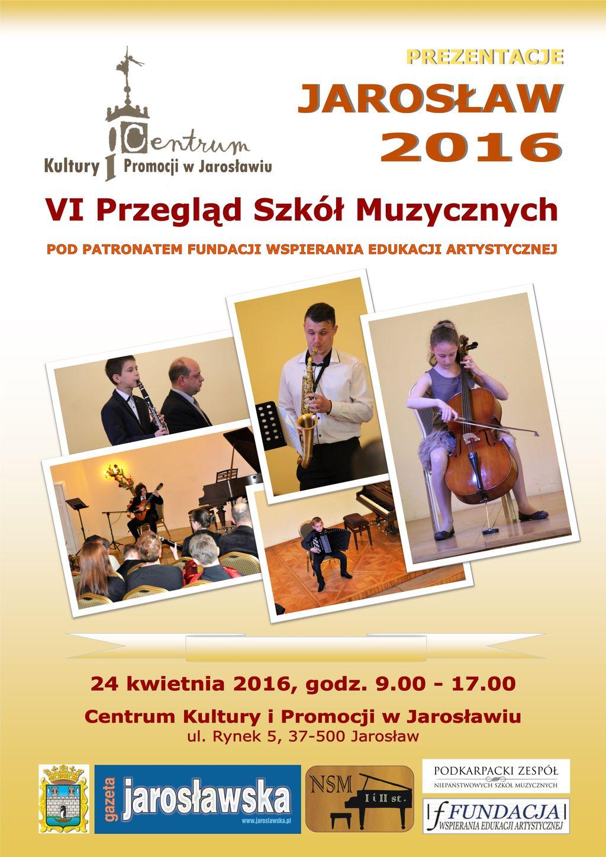 Przegląd Szkół Muzycznych 2016