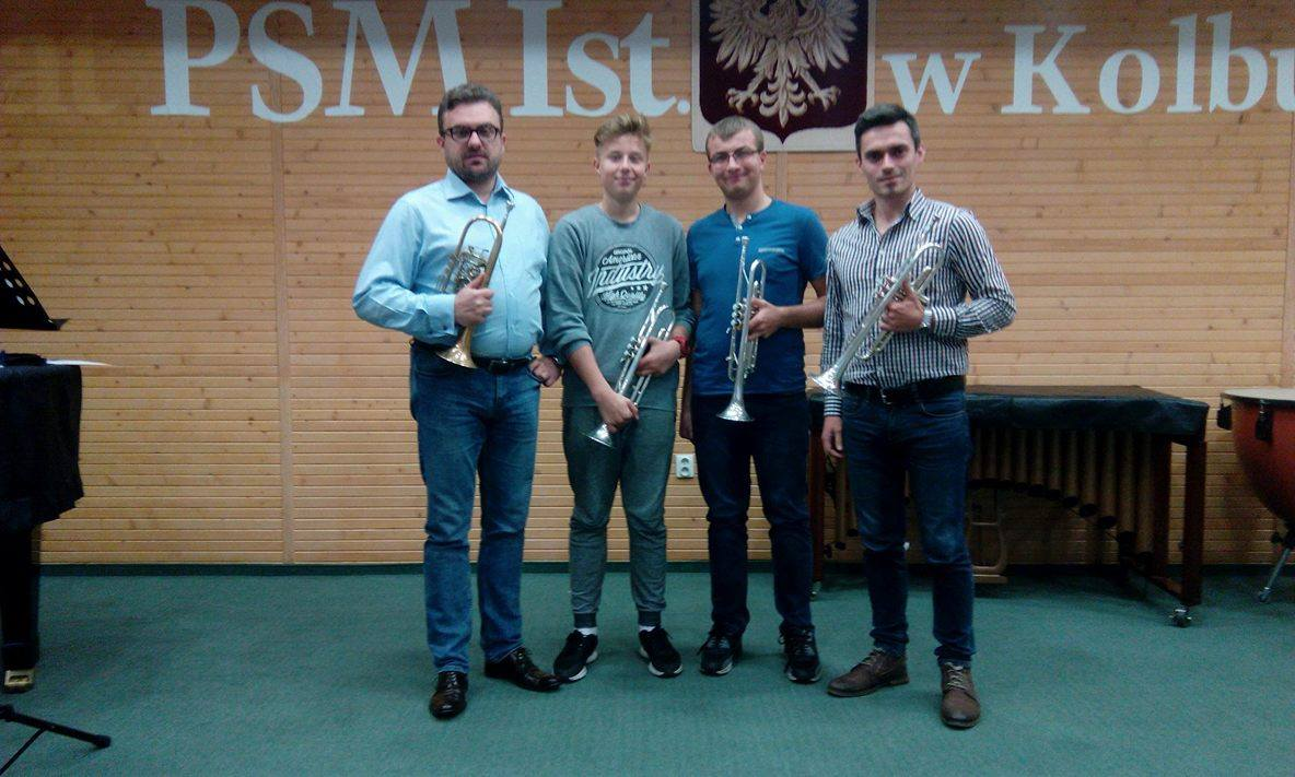 Uczniowie NSM II st. w Leżajsku pracowali z dr Tomaszem Ślusarczykiem