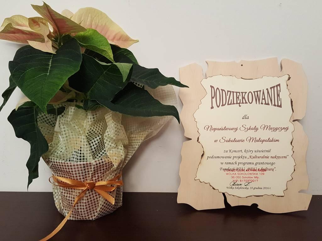 Koncert w Wólce Sokołowskiej – 18.12.2016