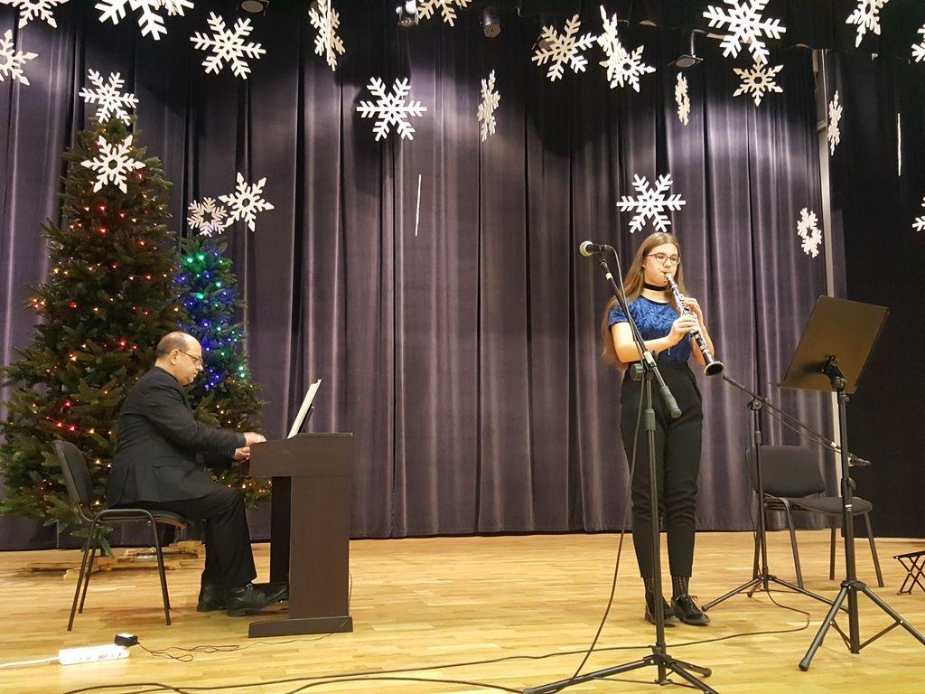 Koncert Zimowy w Żołyni – 10.01.2018