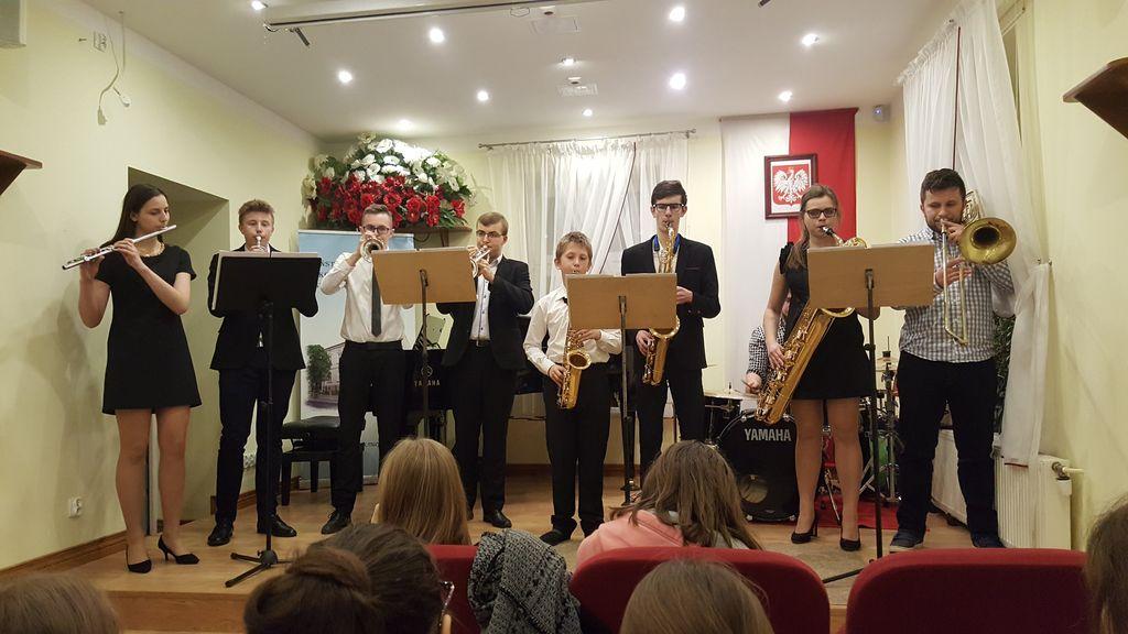 Uroczysty koncert dla Pań i Panów w Leżajsku