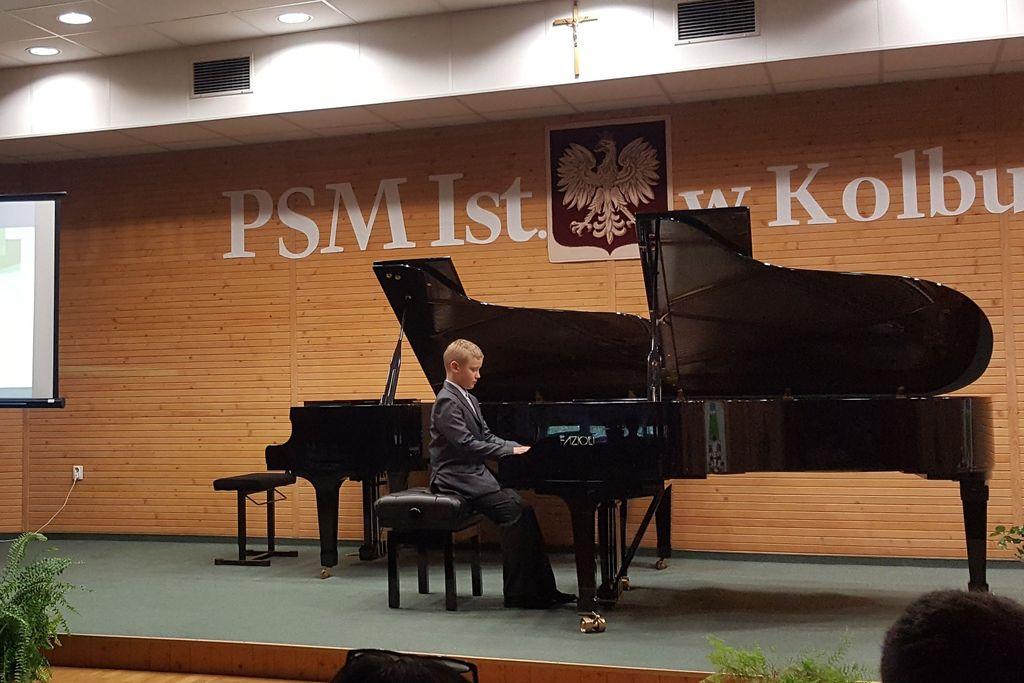 Ogólnopolski sukces Piotra Sulikowskiego na konkursie w Kolbuszowej