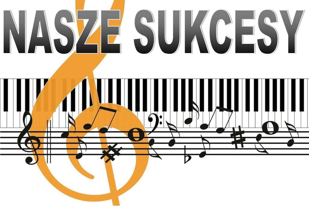 Nasze osiągnięcia na VIII Przeglądzie Szkół Muzycznych w Pruchniku