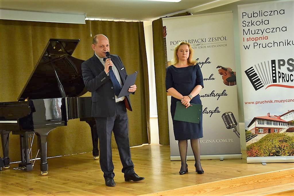 Fotokronika (1/3) – VIII Przegląd Szkół Muzycznych w Pruchniku