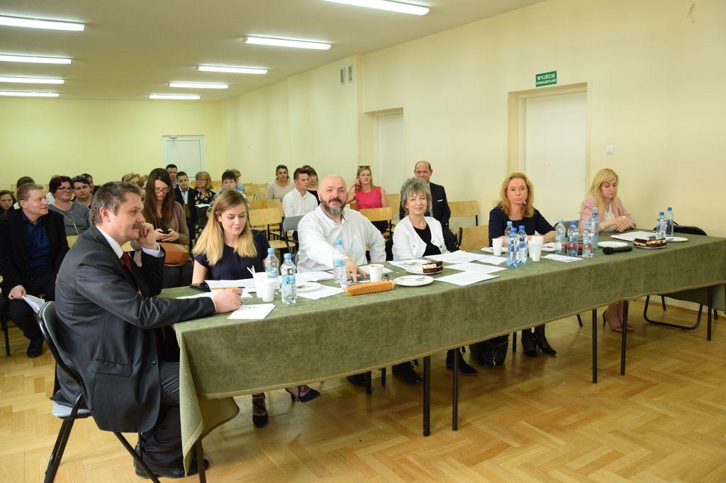 Sprawozdanie z VIII Przeglądu Szkół Muzycznych w Pruchniku