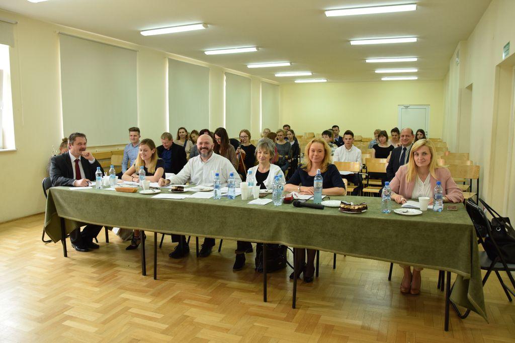 Fotokronika (2/3) – VIII Przegląd Szkół Muzycznych w Pruchniku