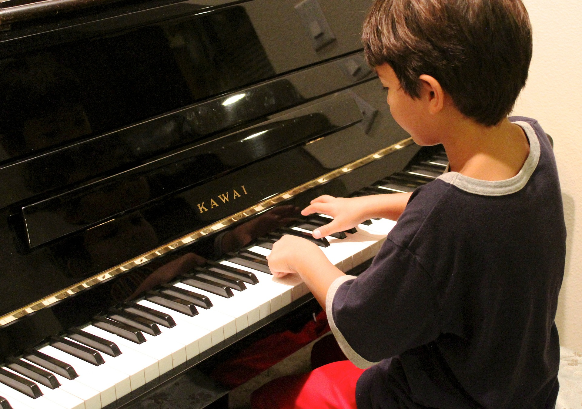 Jak osiągnąć sukces w grze na instrumencie – uwagi dla uczniów i rodziców