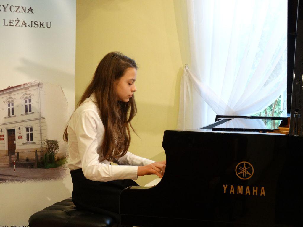 Sukcesy uczniów PZNSM na V Leżajskim Konkursie Kultury Muzycznej