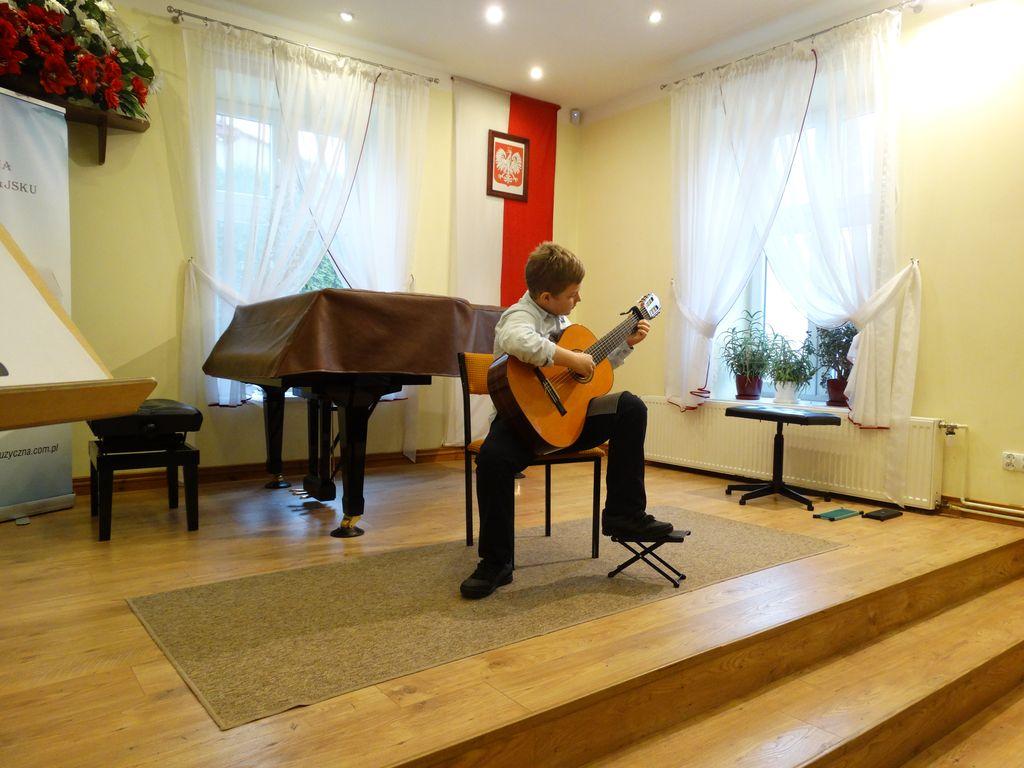 Zdjęcia z III dnia V Leżajskiego Konkursu Kultury Muzycznej (16-11-2018)
