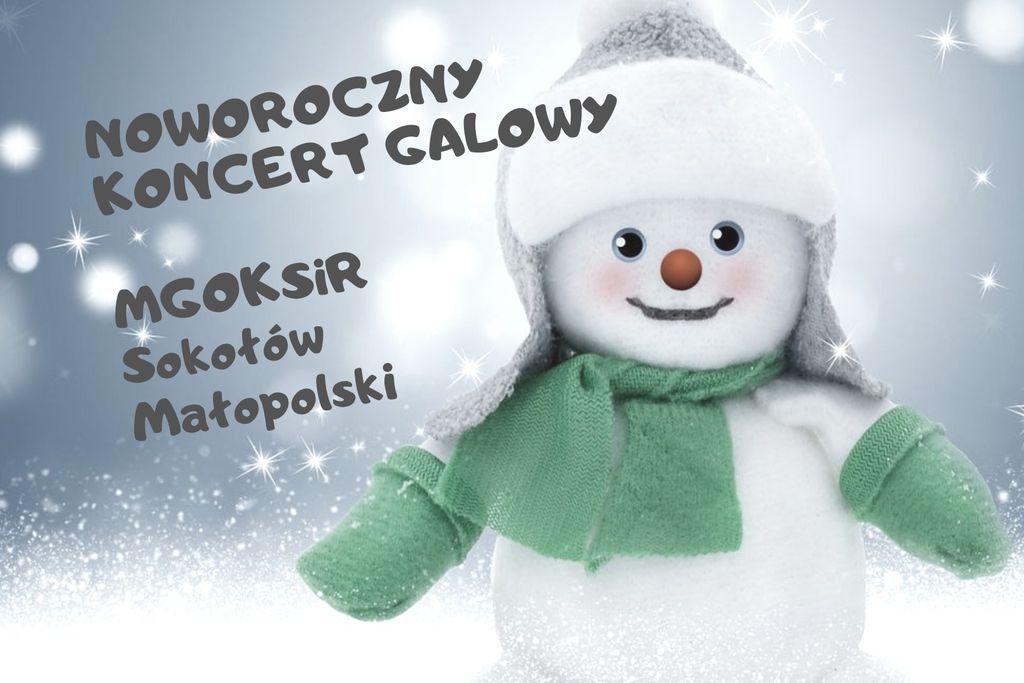 Zapraszamy na XI Noworoczny Koncert Galowy