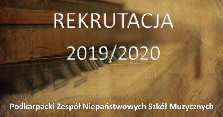 Zapisy do szkół PZNSM na rok szkolny 2019/2020