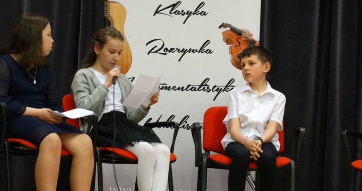 Relacja z Turnieju Wiedzy Muzycznej w Żołyni