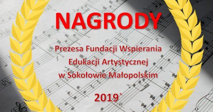 Nagrody dla nauczycieli NSM I st. w Sokołowie Małopolskim