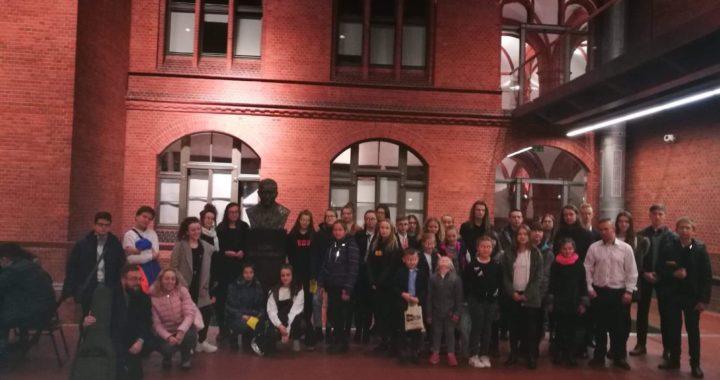 Nasi uczniowie na III Międzynarodowej Konferencji Naukowo-Artystycznej w Katowicach