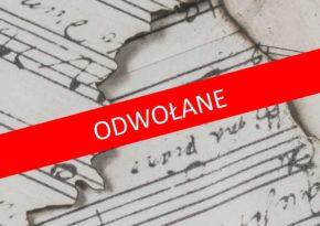 ODWOŁANY – II Turniej Wiedzy Muzycznej dla uczniów szkół muzycznych I stopnia – Żołynia 2020