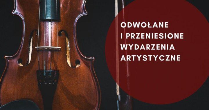 ODWOŁANE – IV Wiosenne Spotkania Młodych Gitarzystów w Pruchniku