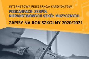 Zapisy do szkół PZNSM na rok szkolny 2020/2021