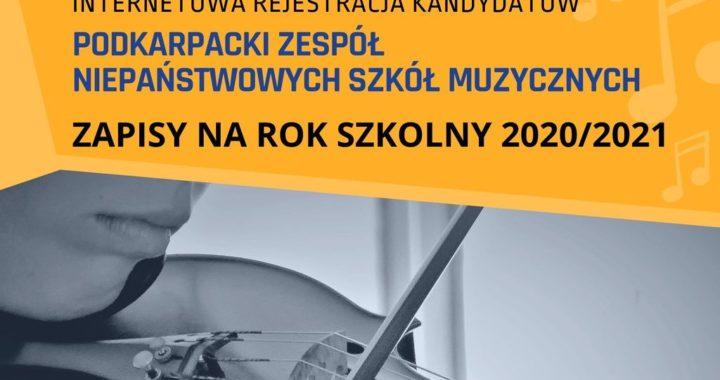Zapisy do szkół PZNSM – na rok szkolny 2020/2021