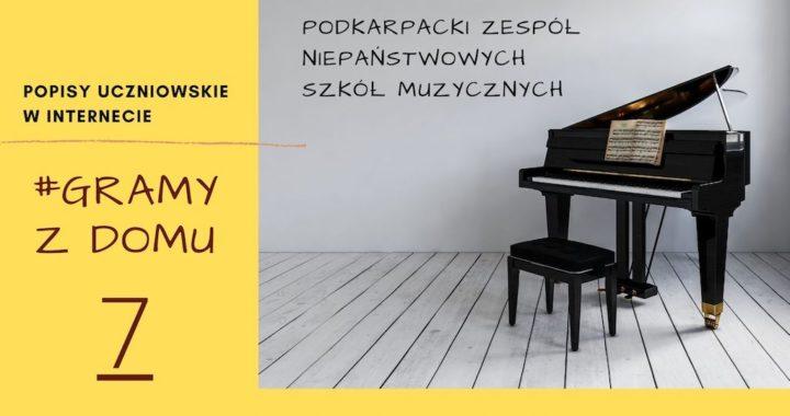 #GRAMY Z DOMU NR 7 – Popisy Uczniowskie Online
